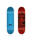 "Two Tone Gonzalez 8.0""x31.5"" Flip Deck"