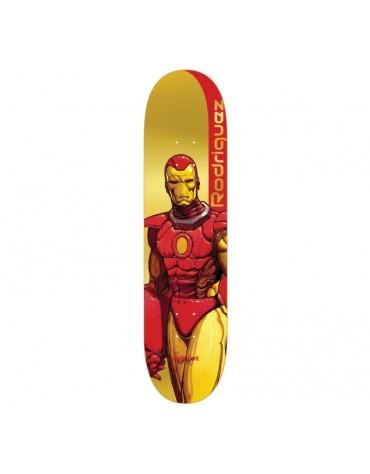 "Primitive x Marvel Ironman Paul Rodriguez 8.125"" Skateboard Deck"