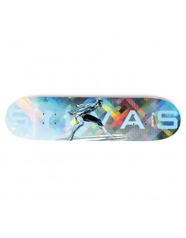 PRIMITIVE DECK SILVAS SILVER SURFER BLUE 8.38