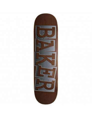 BAKER DECK RIBBON NAME RZ BLK B2 8.5 X 32
