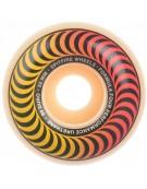 SPITFIRE WHEELS (JEU DE 4) 52MM F4 99DCLASSIC FADE