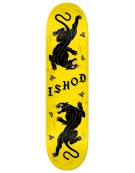 REAL DECK ISHOD CAT-SCRATCH TWIN-TAIL YELLOW 8.5