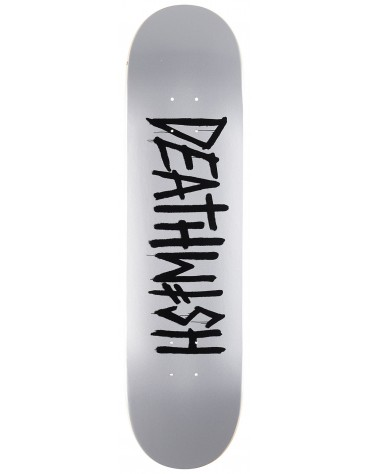 DEATHWISH DECK DEATH TAG GREY PEARL 7.87 X 31.5