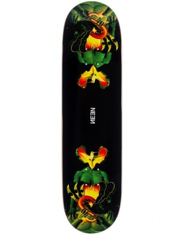 DEATHWISH DECK NW INNER DEMONS (TWIN NOSE) 8.5