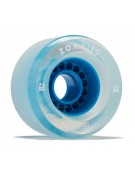HAWGS WHEELS (JEU DE 4) 76MM ZOMBIES 78A BLUE