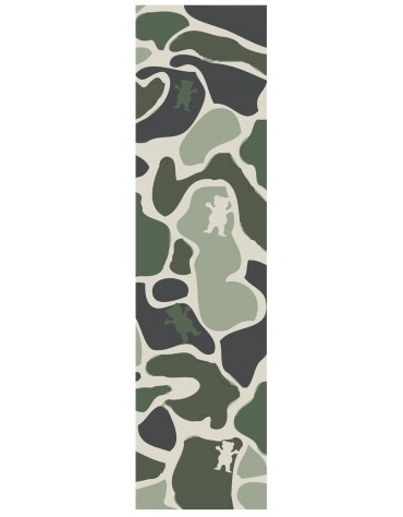 GRIZZLY GRIP PLAQUE BACKWOODS CAMO