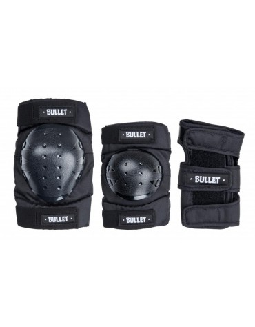 BULLET ADULT COMBO (PACK DE PROTECTIONS ADULTE) BL