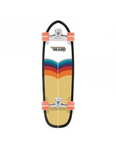 TRESTLES LONG ISLAND SURFSKATE 34 ""