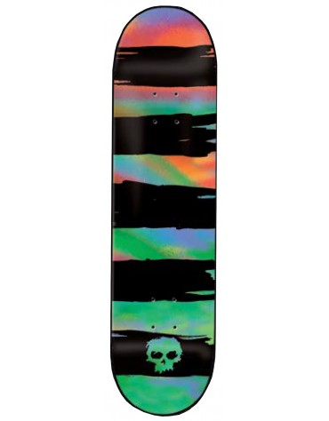 ZERO DECK PUNK STRIPES 8.0 X 31.6 WB 14