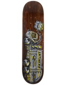 ANTIHERO DECK TAYLOR CURBSIDE SERVICE 8.25 X 32