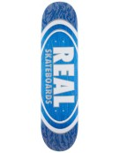 REAL DECK OVAL PATTERNS TEAM SERIES 8.06 X 31.8