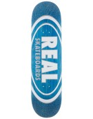 REAL DECK OVAL PATTERNS TEAM SERIES 8.38 X 32.25
