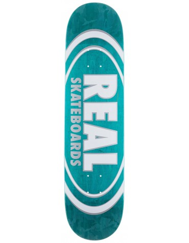REAL DECK OVAL PATTERNS TEAM SERIES 7.75 X 31.25