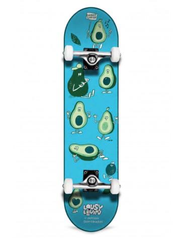 Inpeddo X Lousy, Livin Avocado, Skateboard Std Com