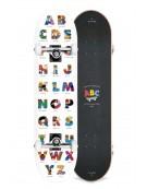 Inpeddo X The Dudes, ABC, Skateboard Prem Compl