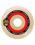 SPITFIRE WHEELS (JEU DE 4) 52MM F4 101D TABLET NAT