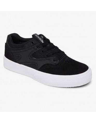 DC Shoes Kalis Vulc Black/white