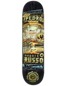 ANTIHERO DECK MAPS TO THE SKATERS HOMES RUSSO 8.25