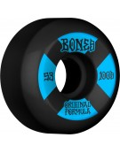 BONES WHEELS (JEU DE 4) 100'S 53MM V5 #4 BLACK SID