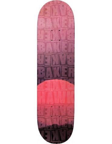 BAKER DECK PILE RH RED B2 8.125 X 32