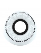 RICTA WHEELS (JEU DE 4) 52MM CLOUDS BLACK 92A