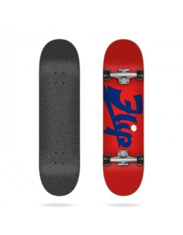 Flip Skateboard red 6,75