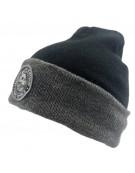 Bonnet lechoppe noir et gris