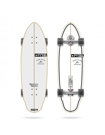 Yow Surfskate x Pyzel Shadow 33.5