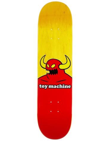 TOY MACHINE DECK MONSTER 8.0 X 31.63