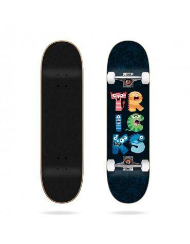 Tricks Monsters 7.25 MC Skateboard Complete