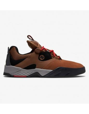 Dc Shoes Kalis Brown Black Brown